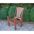 Zahradní dřevěné křeslo MORENO (879540) - 1