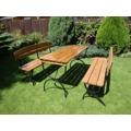 Zahradní dřevěný set souprava BRAVO FSC (872941) - 1