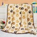 Bellatex Dětská deka Ella Tlapičky, 100 x 155 cm (890281) - 1