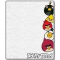 Jerry Fabrics Dětská deka Angry Birds 040, 120 x 150 cm (889604) - 1
