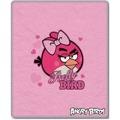 Jerry Fabrics Dětská deka Angry Birds 046, 120 x 150 cm (888941) - 1