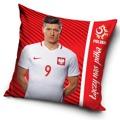 TipTrade Polštářek PZPN Lewandowski red, 40 x 40 cm (886139) - 1