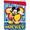Jerry Fabrics Dětská prošívaná přikrývka Mickey Mouse, 180 x 260 cm (887362) - 1