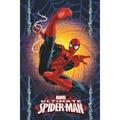 Jerry Fabrics Dětská fleece deka Spiderman, 100 x 150 cm (883116) - 1