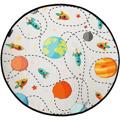 Butter Kings Dětská hrací podložka The universe, 130 cm (884966) - 1