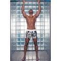 Alpha Male boxerkové plavky Hydro geo (199867) - 1