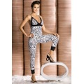 Souprava Zebra top + pants - Obsessive (5791) - 1