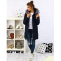 Dámský prošívaný zimní kabát s kapucí (ty0088) - YIXIANGSHUNV (516743) - 1