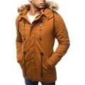 Pánská zimní bunda s kapucí Z-6682 / 6681 (tx1990) - ROSSO (802329) - 5