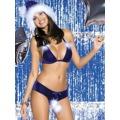 Vánoční kostým Snowflake set - Obsessive (5775) - 2