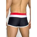 Pánské plavky boxerky Albert černé (43439) - 3