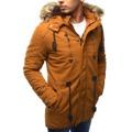 Pánská zimní bunda s kapucí Z-6682 / 6681 (tx1990) - ROSSO (802329) - 10