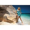 Plážové šaty D-12 mašle - Etna (57663) - 1