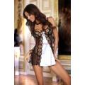 Erotická košilka Michele chemise - Beauty Night Fashion (428630) - 3