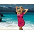 Plážové šaty D-12 mašle - Etna (57663) - 2