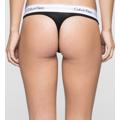Tanga Thong Modern Cotton F3786E001 černá - Calvin Klein (313122) - 2