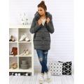 Dámská zimní bunda s kapucí 8804 (ty0080) - FANXUEGEDI (557836) - 3