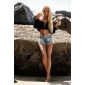 SECRET DENIM SHORTS - ChickChick (806991) - 1