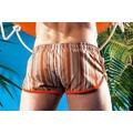 Alpha Male boxerkové plavky Imago oranžové (199866) - 3