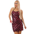 Flitrové párty šaty (66045) - 1