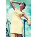 Letní mini šaty (218079) - 2