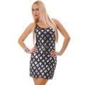 Flitrové párty šaty (66046) - 1
