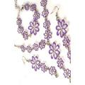 Sada náhrdelník, náramek a náušnice (27262) - 1