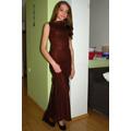 Plesové šaty dlouhé (25774) - 3