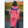 Sportovní šaty s kapucí (214283) - 3