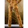 Dámské manšestrové kalhoty (25818) - 2