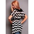Dámský pletený svetr (26157) - 2