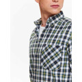 Top Secret Košile pánská kostkovaná s dlouhým rukávem (507760) - 6