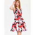 Top Secret šaty dámské bez rukávu (103347) - 4