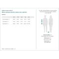 Moodo Mikina dámská dlouhá s kapucí bez zapínání (813919) - 6