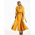 Top Secret Kabát dámský dlouhý 3/4 rukáv poslední kus (455775) - 2