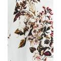 Top Secret Košile dámská bílá s květinami a dlouhým rukávem (565173) - 6
