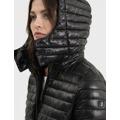Diverse Kabát dámský LONGRETTA prošívaný s kapucí (804621) - 3