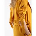 Top Secret Kabát dámský dlouhý 3/4 rukáv poslední kus (455775) - 5